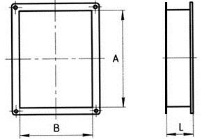 врезка пряма-прямоугольного-сечения-схема