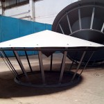 зонт крышный