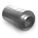шумоглушители вентиляционные круглого сечения