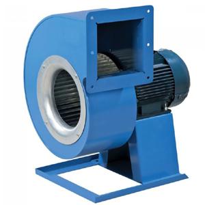 Вентилятор радиальный центробежный