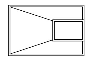 переход прямоугольный тип5