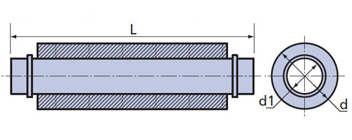 шумоглушители вентиляционные круглого сечения схема